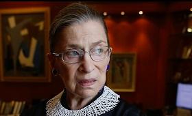 「聲名狼藉女法官RBG」在雄性法律圈敲響-性平
