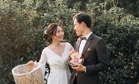 一場零垃圾的幸福婚禮