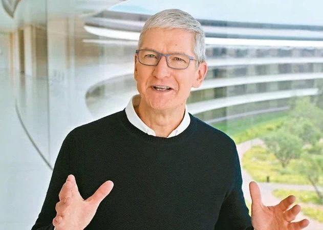 庫克年薪4億-今年起「蘋果獎賞主管,要看ESG績效」