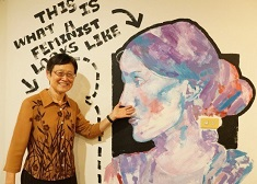 女科技人學會-編起互助網,孵化台灣科學女力