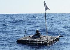 3年拍出《男人與他的海》-導演黃嘉俊小船漂大海