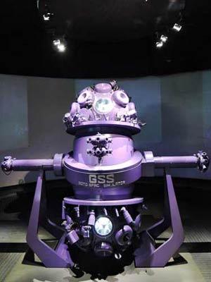 GSS-I光學星象儀的星象投影球