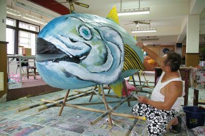 邁入20年的鯖魚 文化節,是地方盛事, 傳遞對上天的敬畏與感恩。(廖大慶提供)