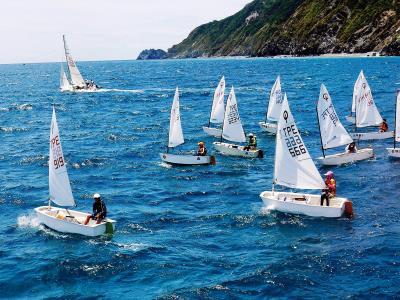岳明國小的帆船課程