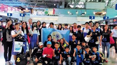 岳明國小為期4天3夜的日本石垣島交流活動,讓學生深入當地文化,了解多元文化的可貴。