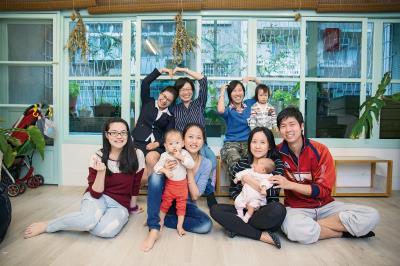 一段美好的生產經驗, 讓父母、親子、醫護人員都像一家人。