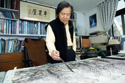 藝術家王南雄