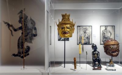 高美館的「刺青──身之印」展覽九月底登場,帶來各國作品,讓人一覽刺青的世界史。(高美館提供)