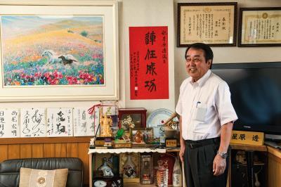 星原透議員是宮崎與新竹 棒球交流的重要推手。