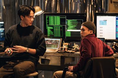 徐嘉凱認為,未來世界的虛擬與現實將會翻轉,他也將這樣的想法融貫在電影中。