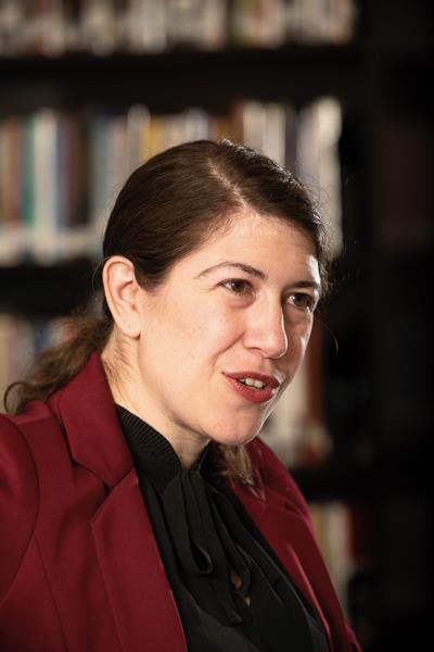 美國在台協會(AIT)文化新聞組發言人孟雨荷(Amanda Mansour)認為如何用創意傳遞政策導向的訊息是一大挑戰。