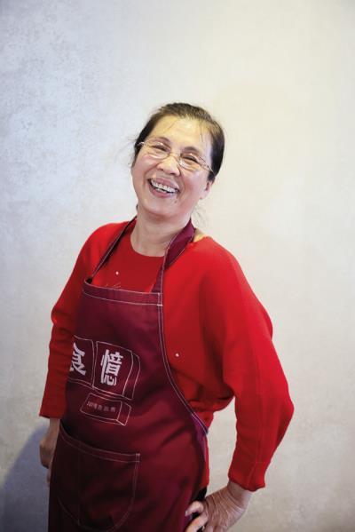 陳媽媽/63歲/愛心家庭主婦