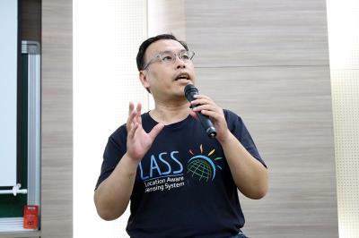 哈爸相信「開源」的精神能幫助社會進步,因此在網路上成立LASS社群。(LASS環境感測網路系統提供)