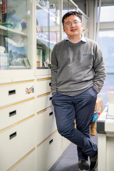 中研院研究員陳伶志提出「參與式感測」的概念,透過民間蒐集的空氣數據來做研究。