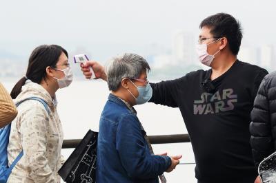 全民總動員,讓台灣成為全球防疫模範生。