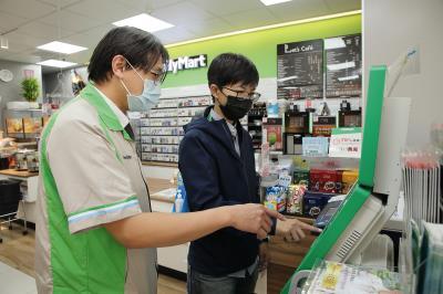 民眾買口罩便利又公平,顯示台灣在資通訊科技與公衛醫療的實力。