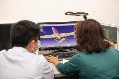 無人機產業的未來發展充滿商機,航太產業也是國家重要的櫥窗產業。