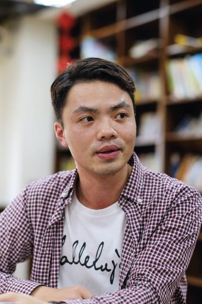 林昊星大學畢業後,到博幼台東中心擔任數學老師,希望透過教育幫助學生找到夢想,開拓視野。