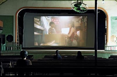 電影、電視、廣播這些聲與影,構築了台灣人共同的記憶。(林格立攝)