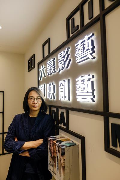 大慕影藝執行長林昱伶帶領製作團隊,將台灣的工地文化推向國際。