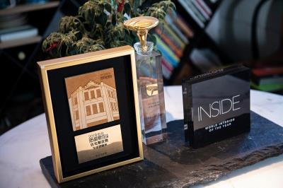 為老屋按下播放鍵,邱柏文設計的「Living Lab生活實驗所」拿下2019年INSIDE世界室內設計節住宅類首獎及年度大獎。