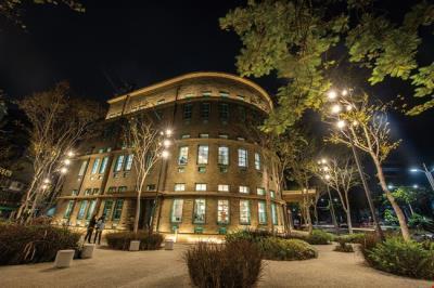 +1的嘉義市立美術館