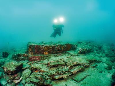 打開海底的時空寶藏