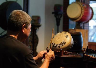 「鼓」動傳統