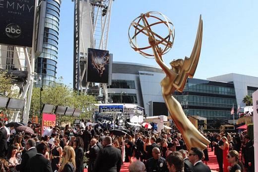 電視圈年度盛會:星光熠熠艾美獎