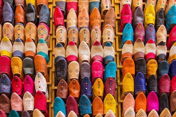 來一雙時尚!摩洛哥拖鞋 The Everlasting Appeal of Moroccan Slippers