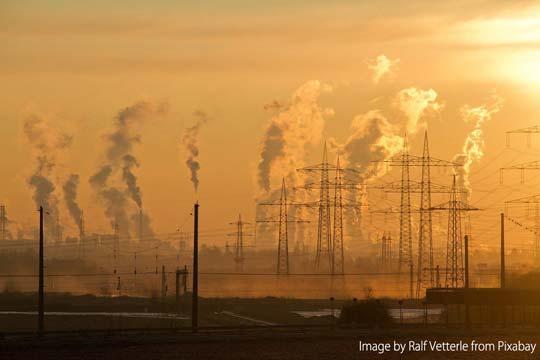 【多益時事】空氣好糟又缺水~霧霾、限水英文該怎麼說?
