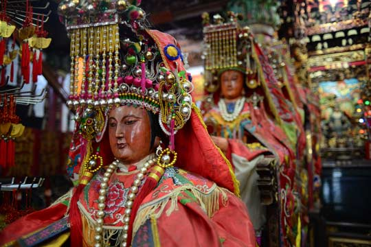 與神同行 逗陣來瘋媽祖The Mazu Pilgrimage—A Birthday Fit for a Goddess