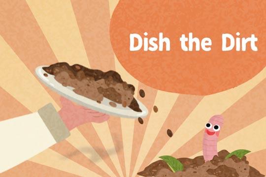 聊八卦 Dish the Dirt