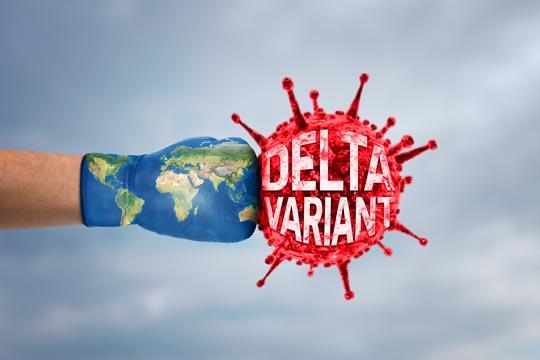 Delta 病毒入侵台灣啦~突破性感染的英文怎麼說?