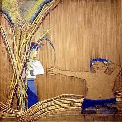 「逾越-在虛實之間」鄧文貞個展