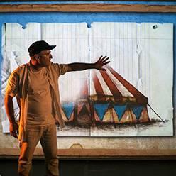 親子節目《銀幕之人》西班牙公仔劇場