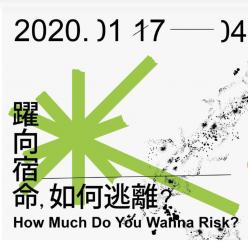 【躍向宿命,如何逃離-2020美術創作卓越獎】
