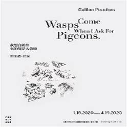 「我想白鴿來,來的卻是大黃蜂」by 加里禮·皮區