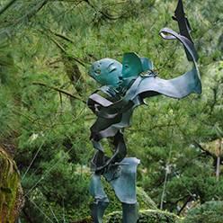 A Sculptor's Secret Garden│李光裕 ...